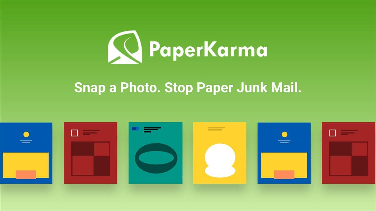 PaperKarma® | Stop Junk Mail with an App!